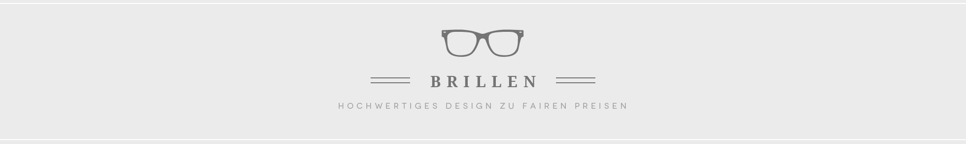 Markenbrillen | 199€