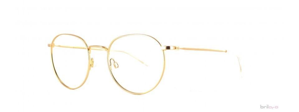 Dwight large light gold Titanium - Schrägansicht