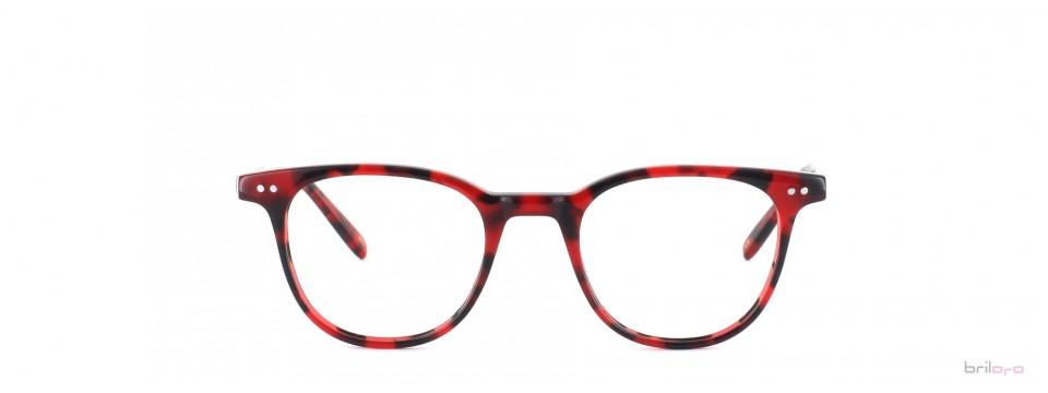 Battatura Ottavio Havana Red - Frontansicht