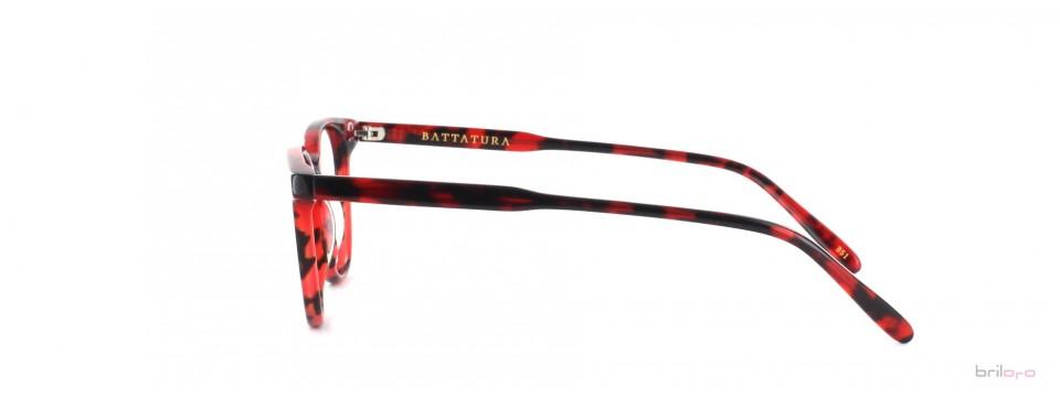 Battatura Ottavio Havana Red - Seitenansicht