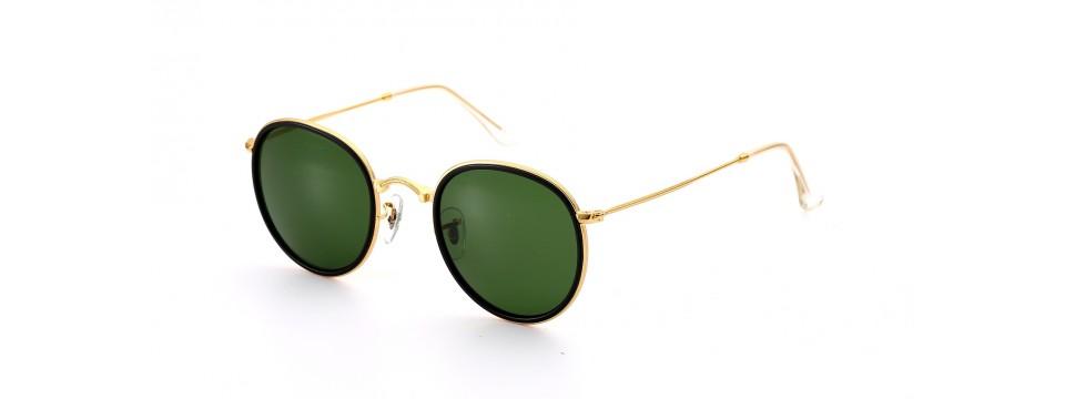 Sonnenbrille - Schrägansicht