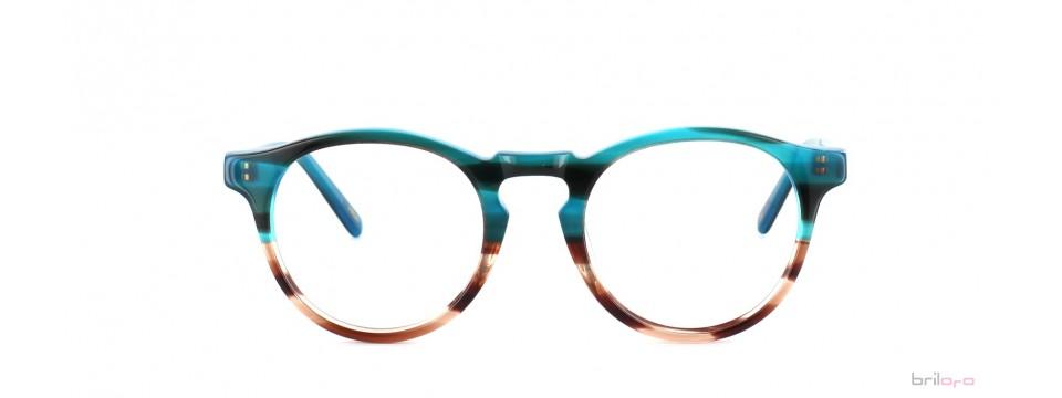 Brille Barnett Azure fades Havana - Frontansicht
