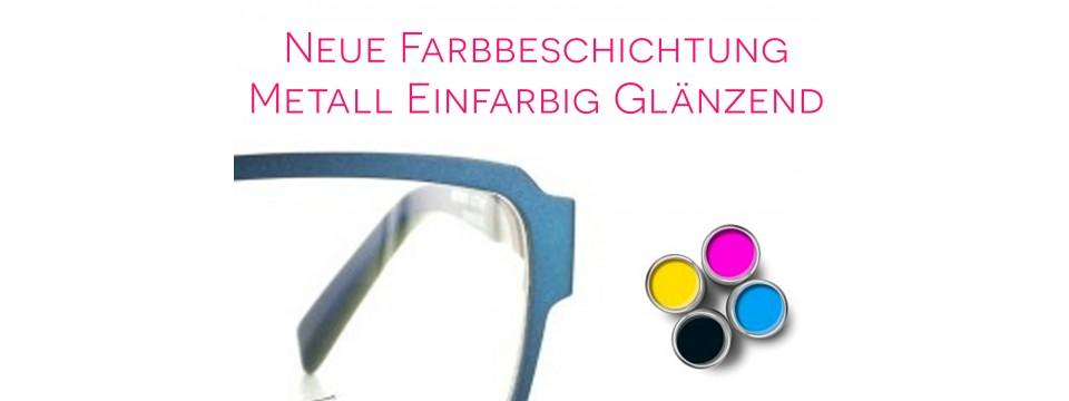 Lackierung einfarbig glänzend - Metall/Titan