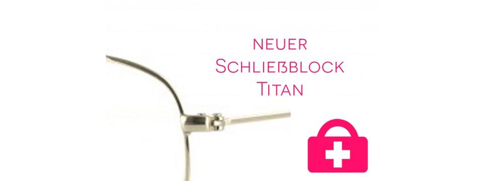 Schlie Block Austauschen Lassen Bei Titanbrille