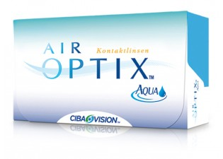 AIR OPTIX® AQUA 6 Linsen