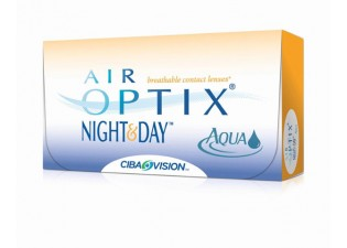 AIR OPTIX® Night & Day Aqua