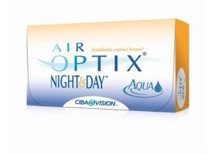 AIR OPTIX® Night & Day Aqua