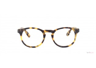 Angelo Raw Blond Tortoise Frontansicht