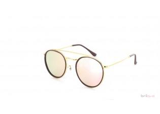 rose verspiegelte Sonnenbrille