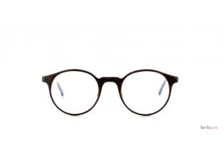 Mod.50 Col.25 - Panto Brille mit großen Gläsern