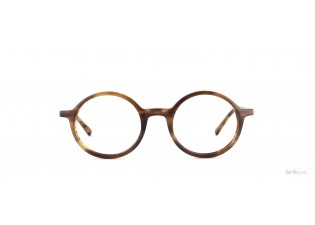 Capri Dark Gentleman Brown - Frontansicht