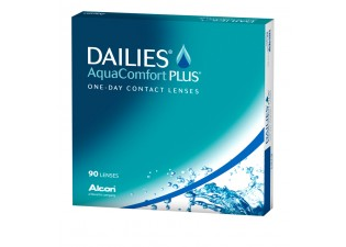 Focus DAILIES Aqua Comfort Plus 90Stk.
