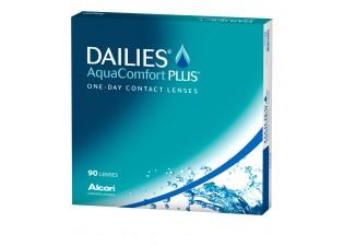 Focus DAILIES Aqua Comfort Plus 90Stk.