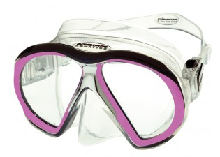 Atomic Aquatics SubFrame Pink/Clear
