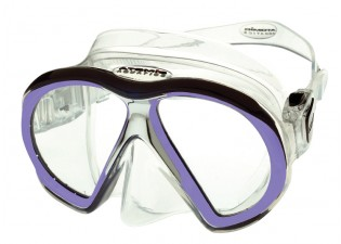 Atomic Aquatics SubFrame Purple/Clear