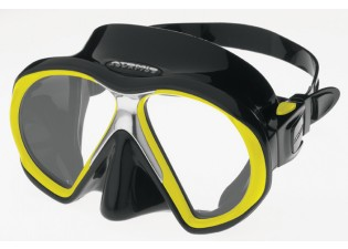Atomic Aquatics SubFrame Yellow/Black