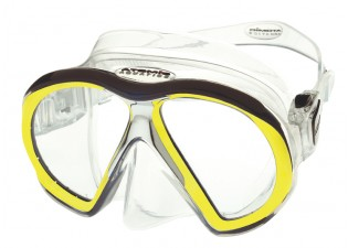 Atomic Aquatics SubFrame Yellow/Clear