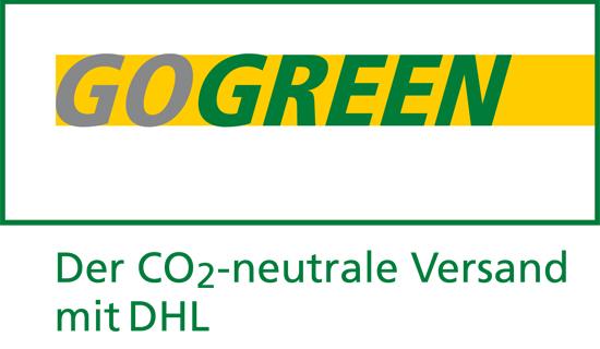 Versand & Preise DHL GoGreen