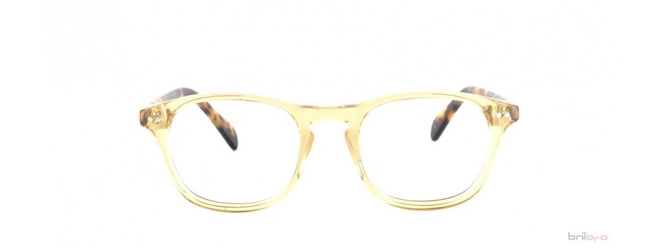 Wunderschöne  Fabio Blond Tortoise meets Crystal Frühlingstyp Brille von Battatura