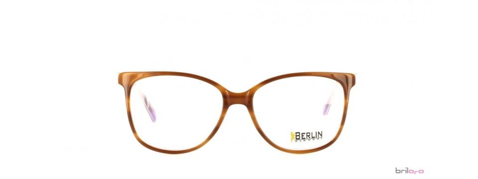 Farbige Vollrandbrille  Babelsberg C02 von Berlin Eyewear