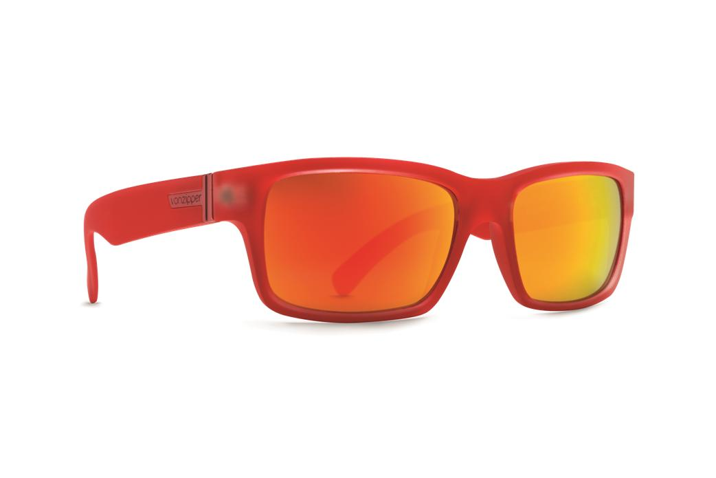 Die verspiegelte Sonnenbrille Fulton Brainblast von von Zipper