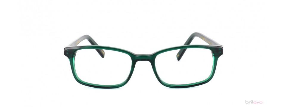 Grün schmmernde Wintertypen Benjamin Crystal Shamrock Green von Jack & Francis