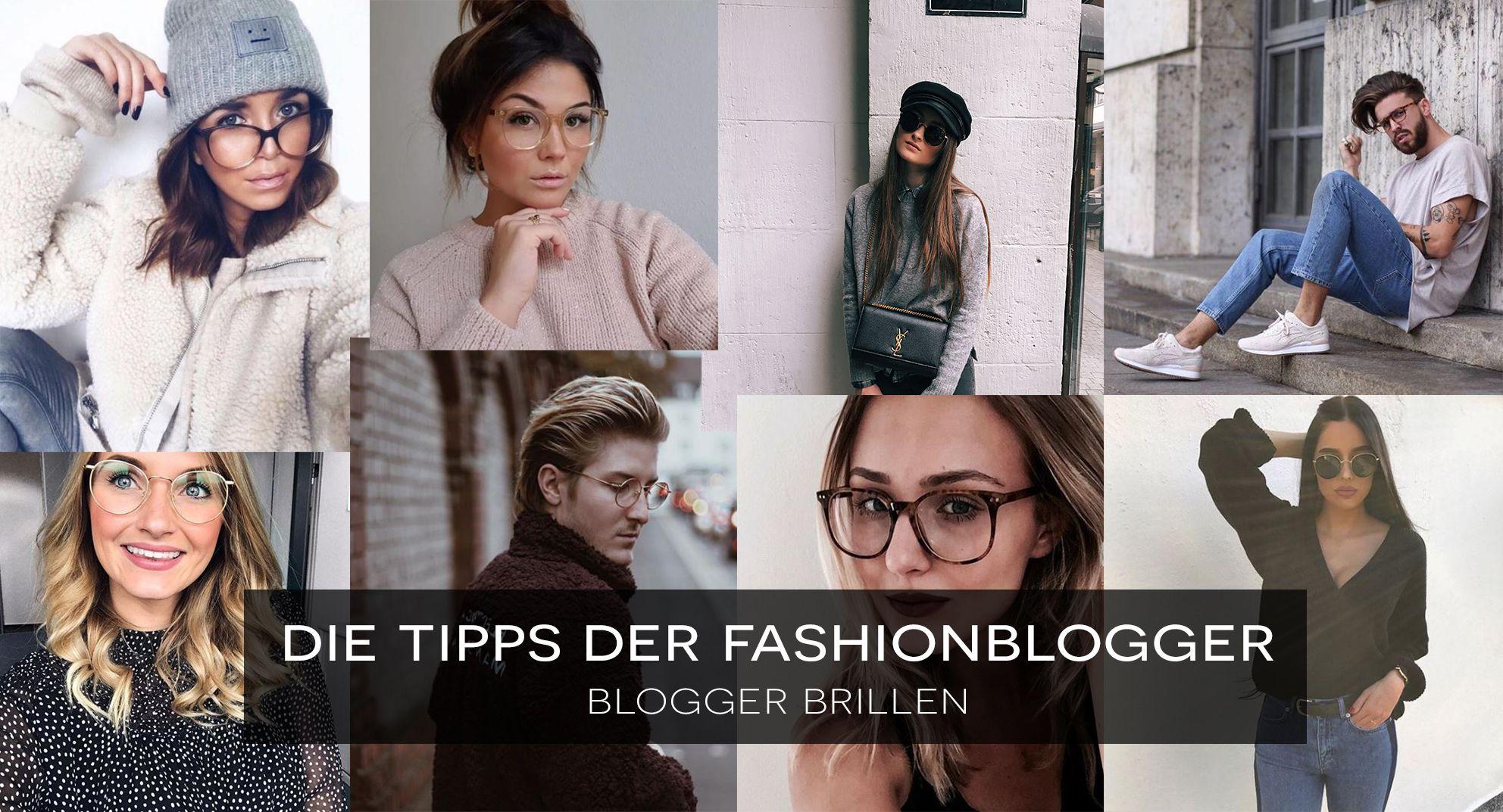 Blogger Brillen